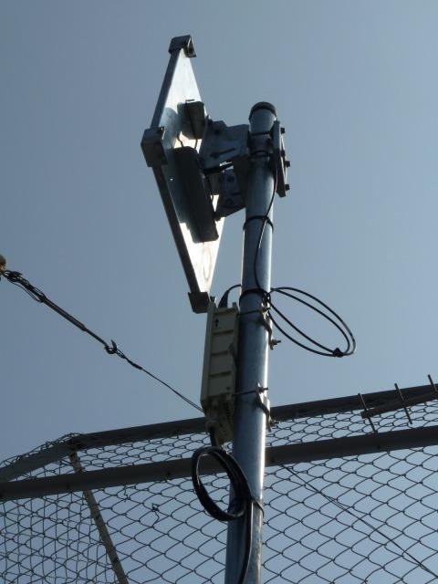 ハーバーラジオ月山向けSTL(FWA)アンテナ