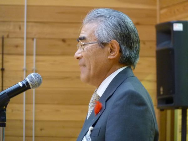 【午後】遠野市副市長あいさつ